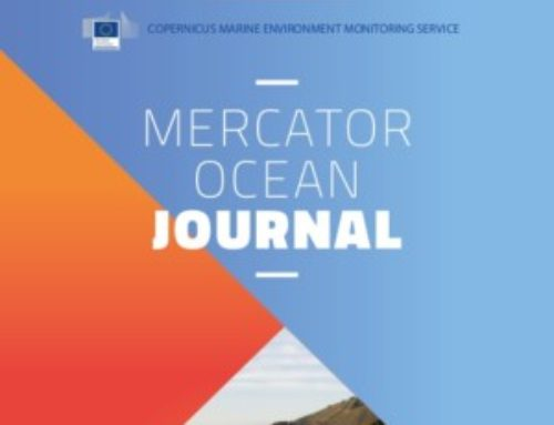 Special Issue of the Mercator Ocean Journal focusing on the R&D achievements of the Copernicus Marine Environment Monitoring Service