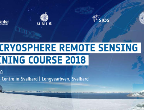 The European Space Agency (ESA) comes to Svalbard