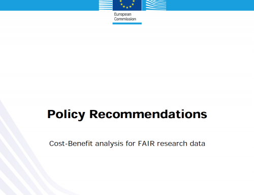 Cost-benefit analysis for FAIR research data