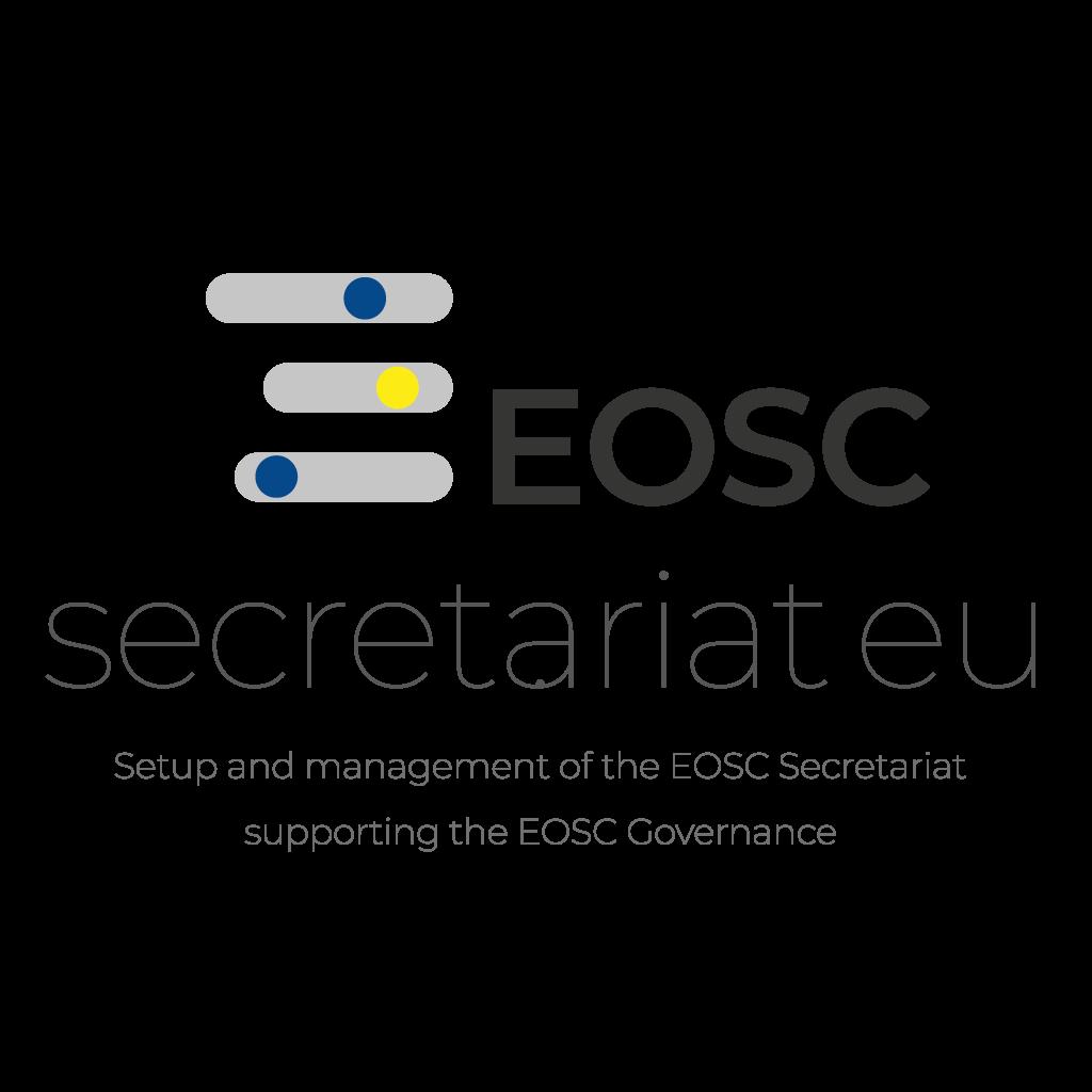 EOSC secretariat logo