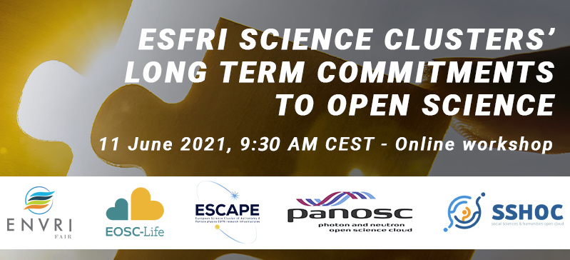 ESFRI online workshop